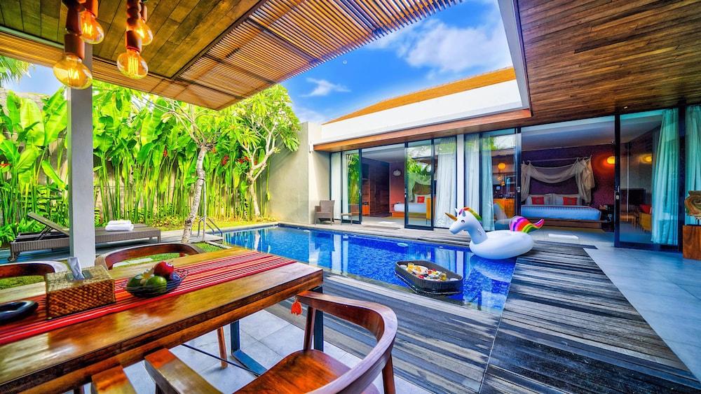 Abia Villa Legian Bali Price Address Reviews