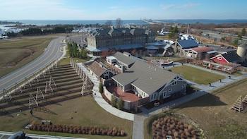 The Inn at Chesapeake Bay Beach Club - Aerial View  - #0
