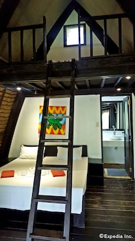 Love And Peace Deep Jungle And River Resort Palawan Guestroom