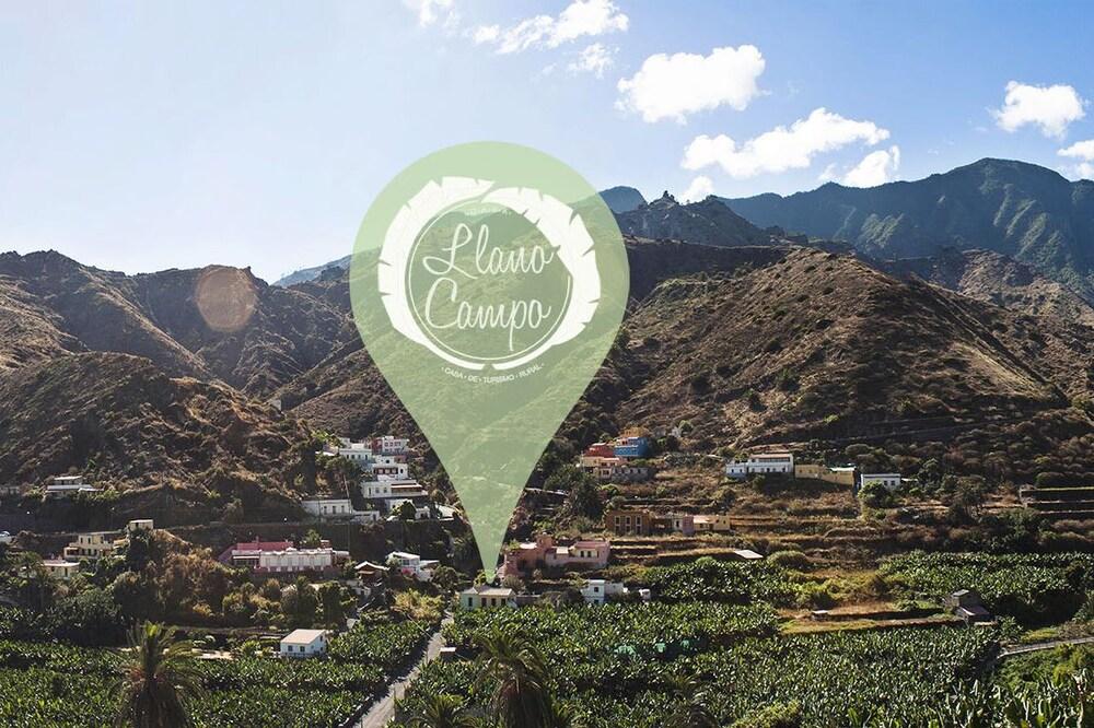 Casa Rural Llano Campo