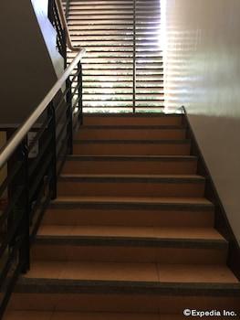 Coron Ecolodge Staircase
