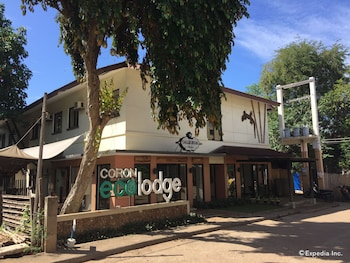 Coron Ecolodge Hotel Front