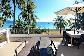 Kaiyana Boracay Beach Resort Terrace/Patio