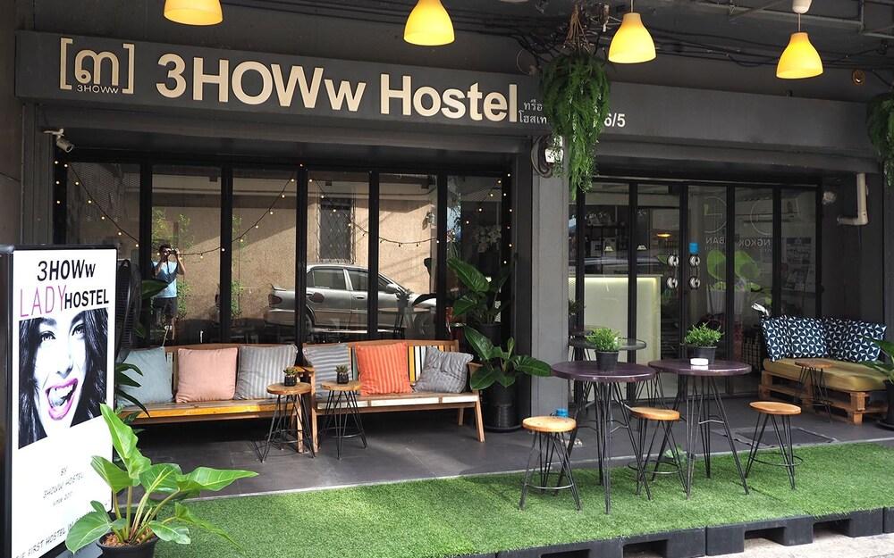 3HOWw Hostel Khaosan