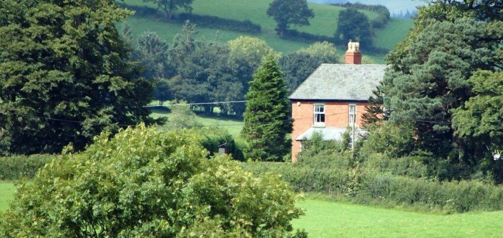 The Old Vicarage Dolfor