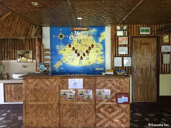 Bohol Lahoy Dive Resort Reception