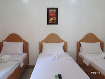 Alona Hidden Dream Resort Bohol Guestroom
