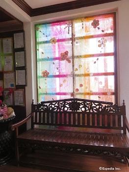 Alona Hidden Dream Resort Bohol Lobby Sitting Area