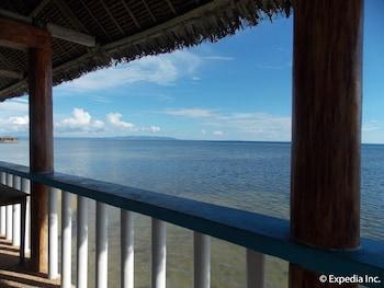 Woodruffs Beach Resort Argao View from Hotel