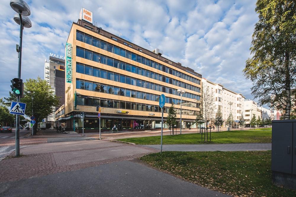 Forenom Aparthotel Oulu