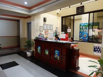 Imperial Ridge Pension House Tagbilaran Reception