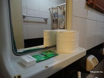 Imperial Ridge Pension House Tagbilaran Bathroom Amenities