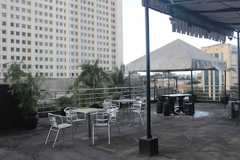 PGHI Hotel Quezon City Outdoor Dining