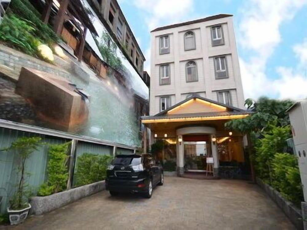 AOIKE Hot Spring Hotel