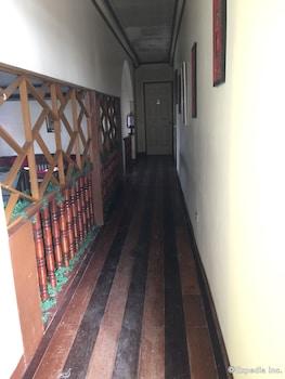 Casa Reyfrancis Bohol Hallway