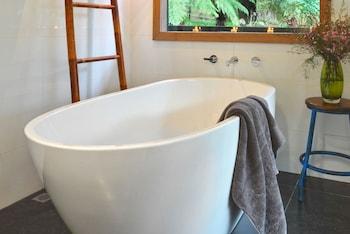 Misty Woods Retreat - Olinda - Deep Soaking Bathtub  - #0
