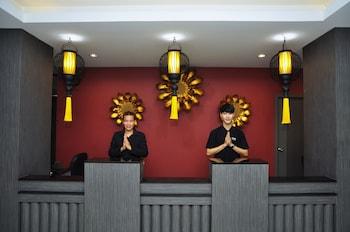 Chiangmai SP Hotel - Reception  - #0