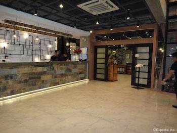 Big Hotel Cebu Reception