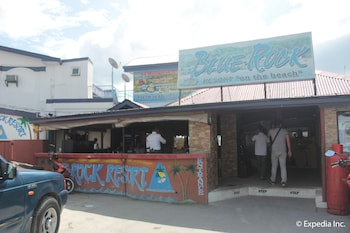 Blue Rock Beach Resort Zambales Hotel Front
