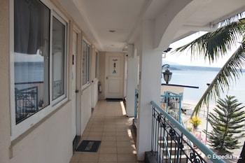 Blue Rock Beach Resort Zambales Hallway