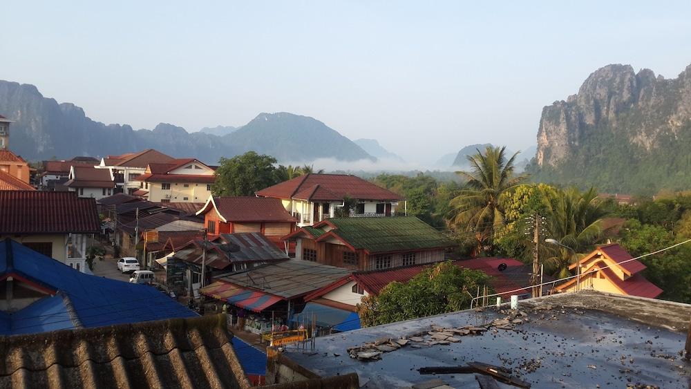 Savanh Villa View