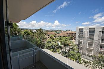 Lime Hotel Boracay Balcony View