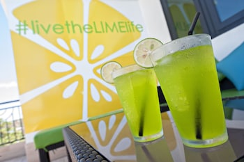 Lime Hotel Boracay Food and Drink