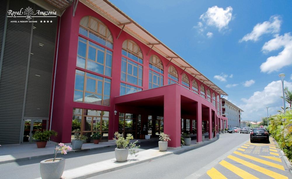 Mercure Cayenne Royal Amazonia Hotel