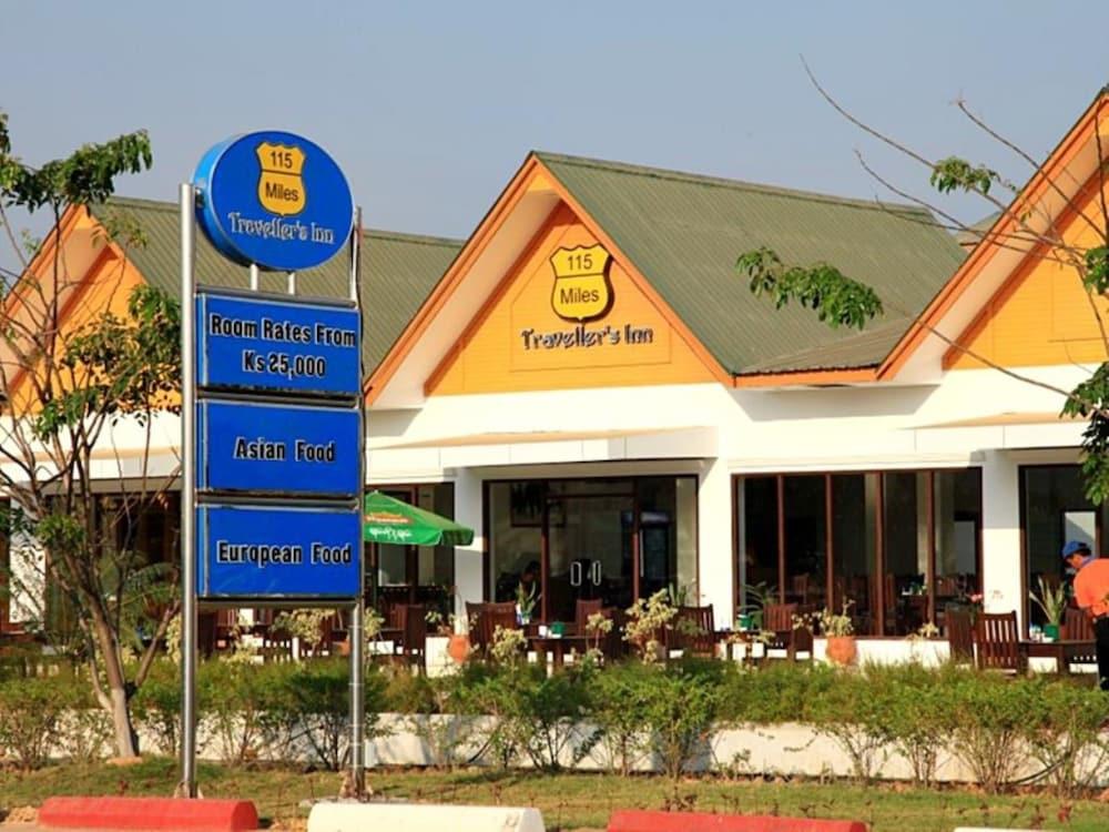 Shwe Pyi 115 Miles