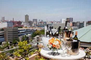 Ryogoku View Hotel - Balcony View  - #0