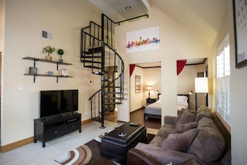 Penthouses at The Railyards - Living Area  - #0
