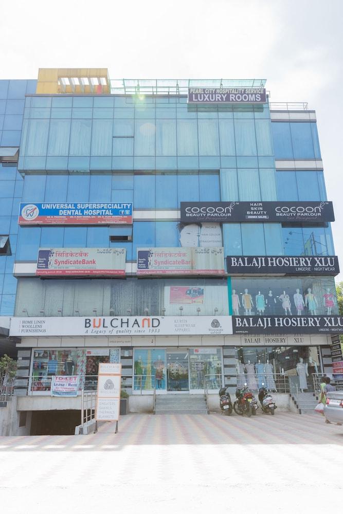 ZO Rooms Kothaguda Junction