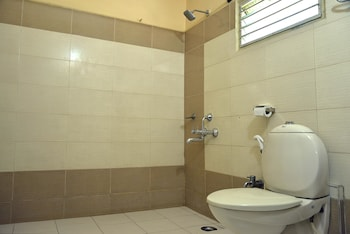 OYO 1737 Apartment Hotel SunShine Hospitality - Bathroom  - #0