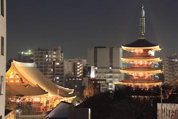 Richmond Hotel Premier Asakusa International - Aerial View  - #0