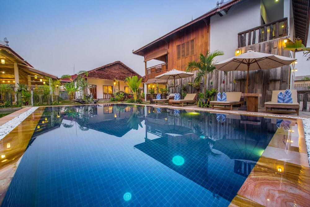 The Clay D' Angkor Resort & Spa