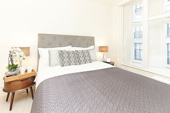 Londres: CityBreak no Exeter Street Apartments desde 198,31€