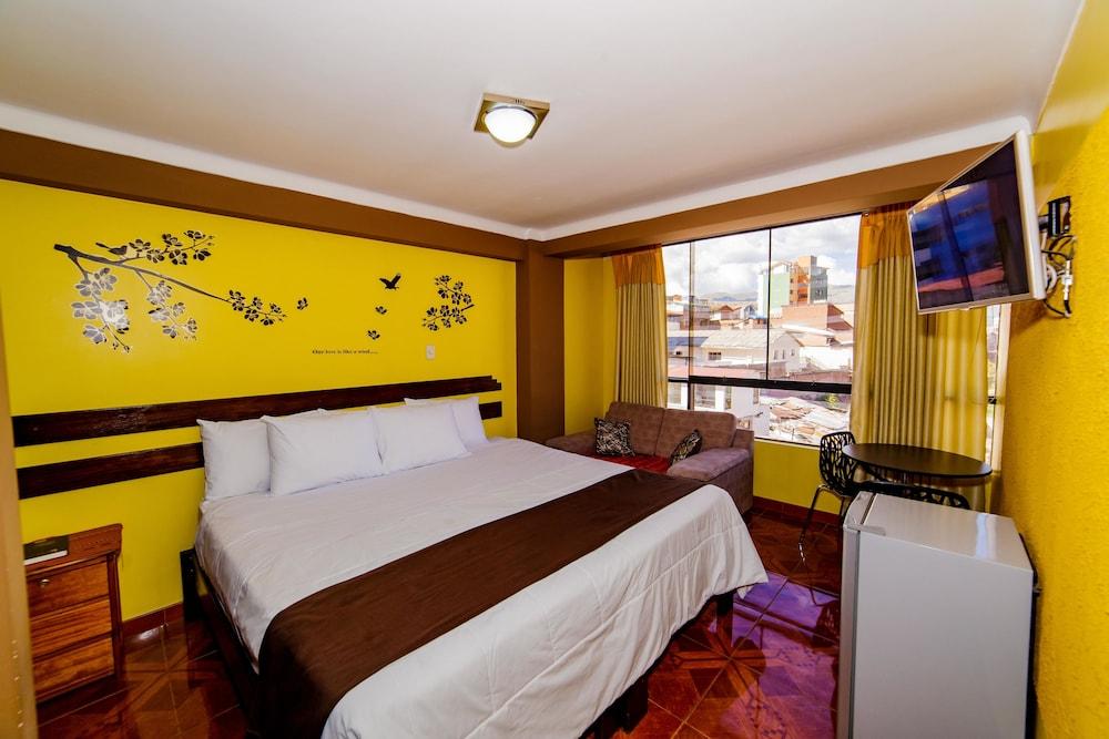 Hotel Príncipe Cusco
