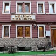 我的假日時光飯店