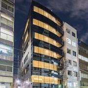 東京東日本橋格子飯店及青年旅舍