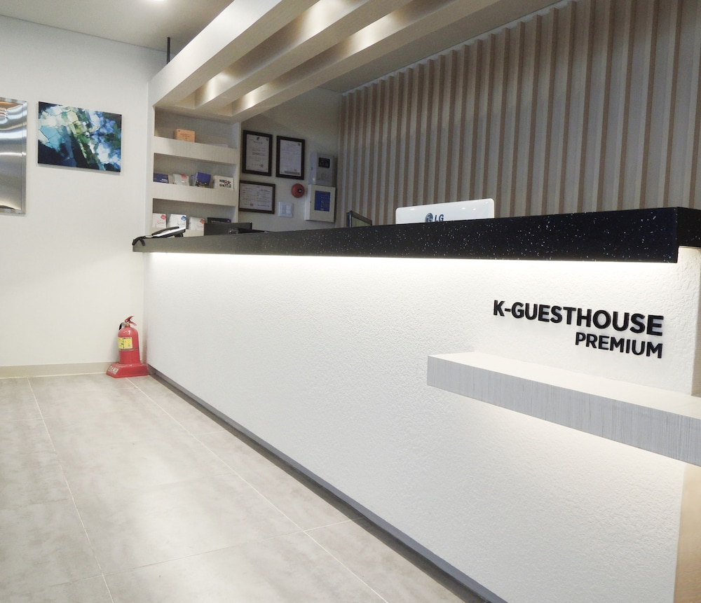 K-Grand Hostel Gangnam 1