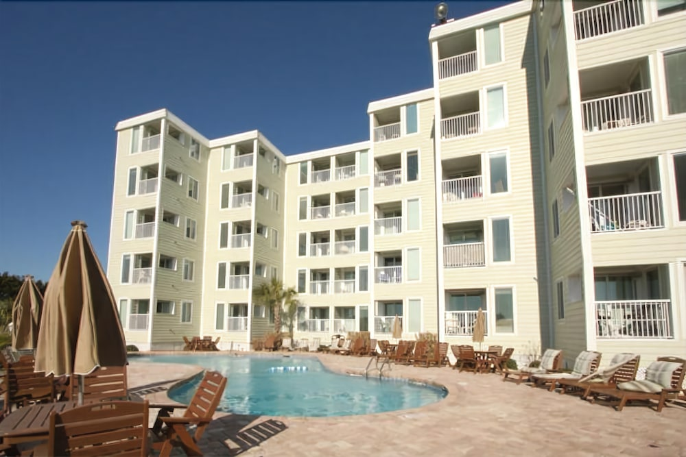 Units at Sands Beach Club by Elliott Beach Rentals