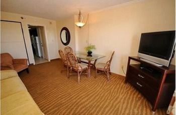 Units at Caravelle Resort by Elliott Beach Rentals - In-Room Dining  - #0