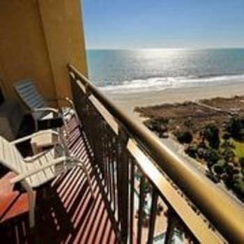 Units at Caravelle Resort by Elliott Beach Rentals - Balcony  - #0