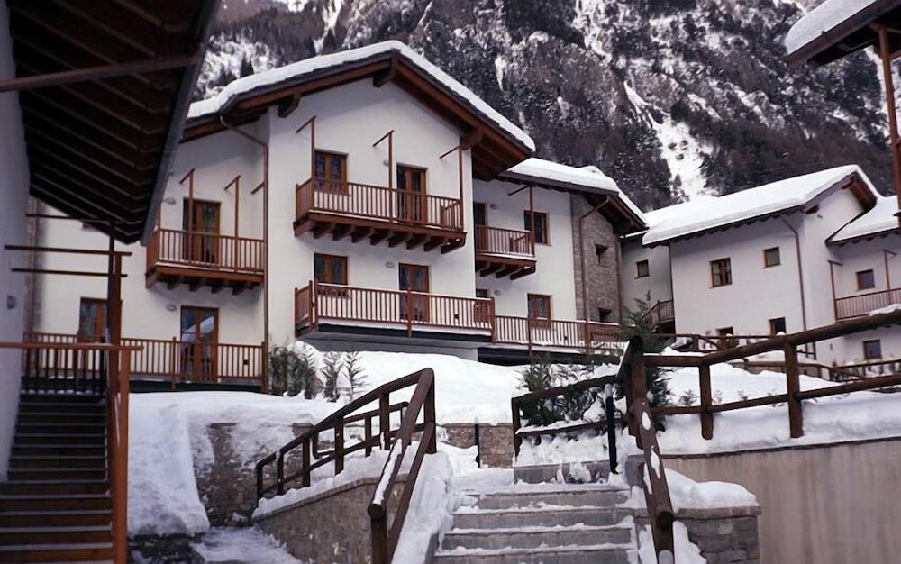 Residence Villaggio delle Alpi