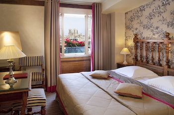 Paris: CityBreak no Hôtel Left Bank Saint Germain desde 153,72€
