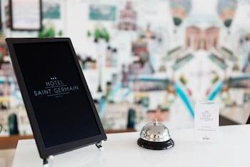 tarifs reservation hotels Hôtel Le Saint Germain