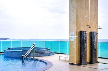 舒適海灘景觀公寓飯店