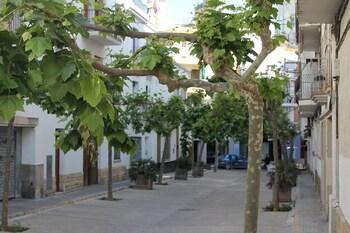 Sitges Apartment For Rent 2 - Hotel Entrance  - #0
