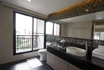Praso @ Ratchada 12 Hotel - Bathroom  - #0