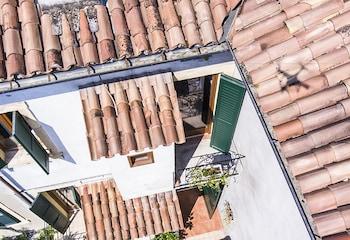 Veronetta House - Aerial View  - #0